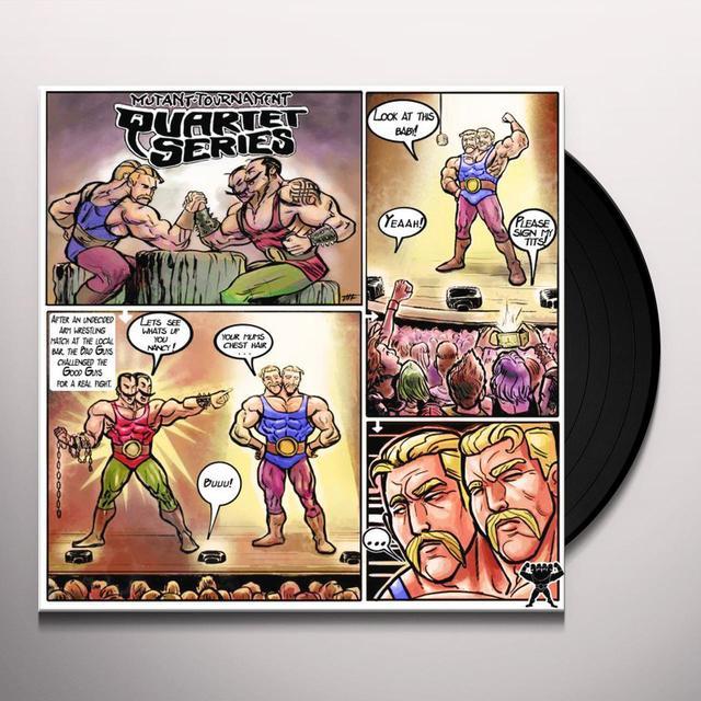 QUARTET SERIES 1 / VARIOUS Vinyl Record