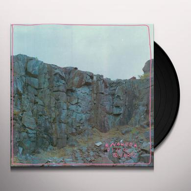 Naked PINK QUARTZ Vinyl Record