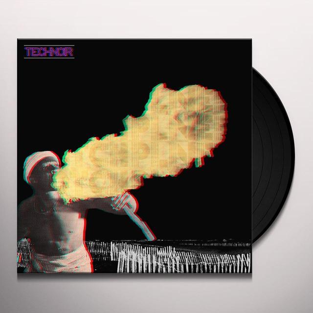 DTCHPLNES TECH NOIR Vinyl Record