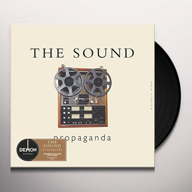 Sound PROPAGANDA Vinyl Record - UK Import