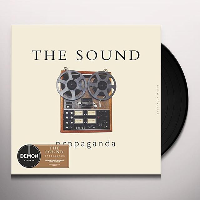 Sound PROPAGANDA Vinyl Record - UK Import