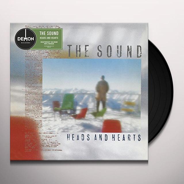 Sound HEADS & HEARTS Vinyl Record - UK Import