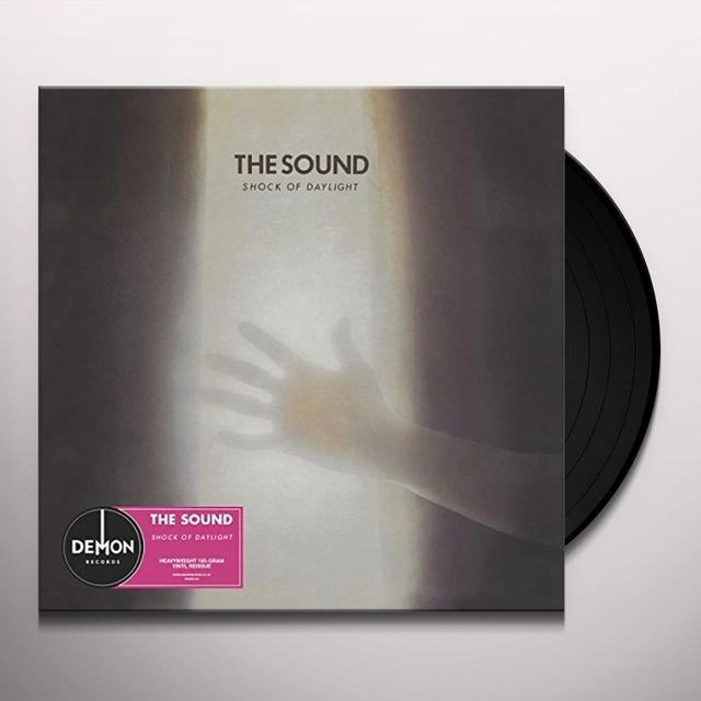 Sound SHOCK OF DAYLIGHT Vinyl Record - UK Import