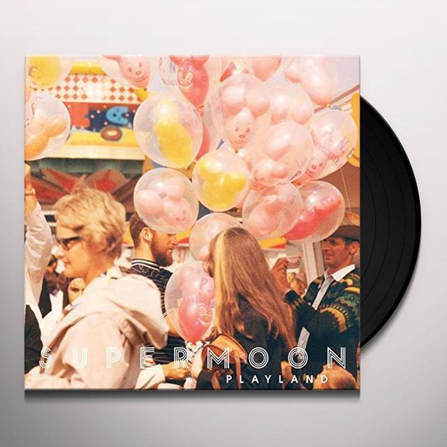SUPERMOON PLAYLAND Vinyl Record - Canada Import