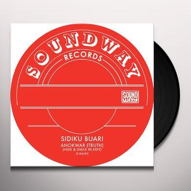 Sidiku Buari ANOKWAR (TRUTH) Vinyl Record - Canada Import