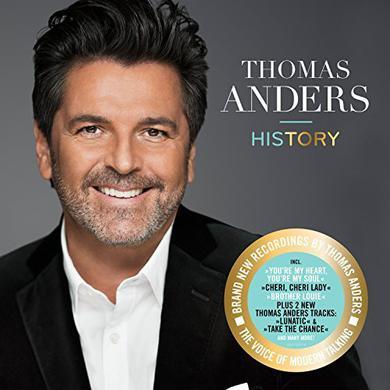 Thomas Anders HISTORY Vinyl Record