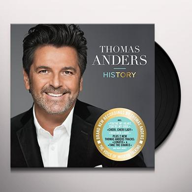Thomas Anders HISTORY Vinyl Record