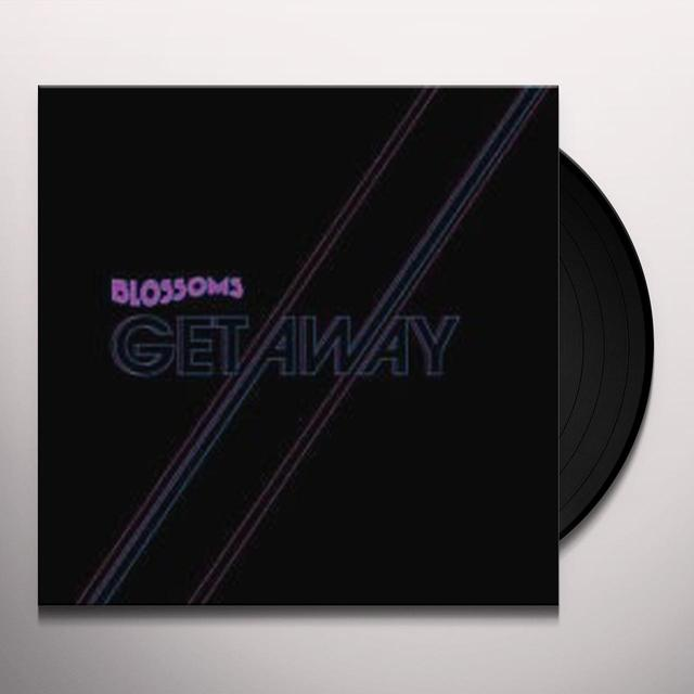 Blossoms GETAWAY Vinyl Record - 10 Inch Single, UK Import