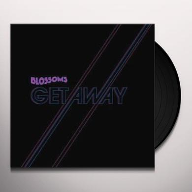 Blossoms GETAWAY Vinyl Record - 10 Inch Single, UK Release