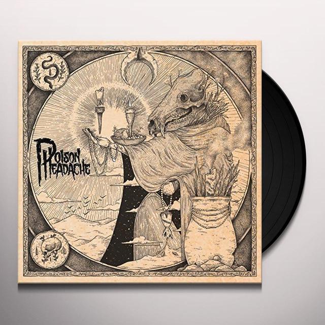 POISON HEADACHE Vinyl Record - UK Import