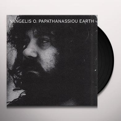 Vangelis EARTH Vinyl Record
