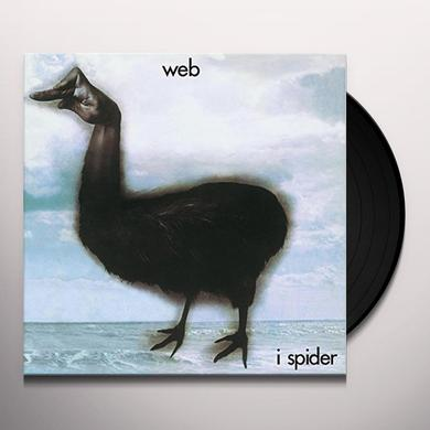 Web I SPIDER Vinyl Record - Italy Import