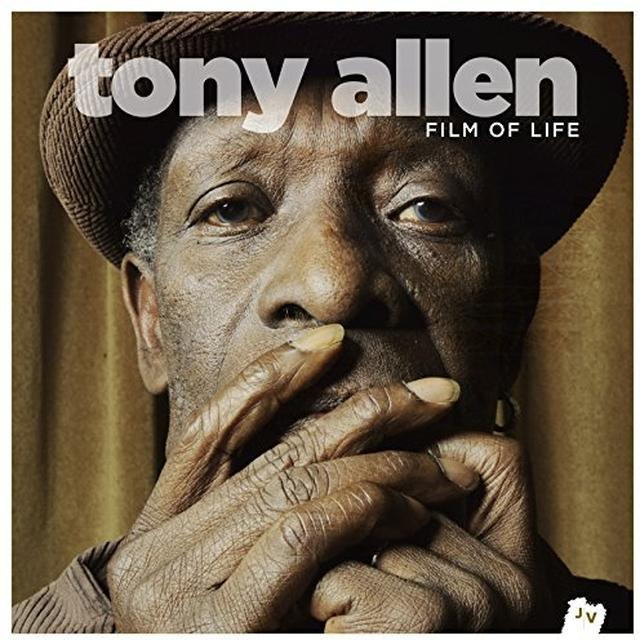 Tony Allen FILM OF LIFE Vinyl Record