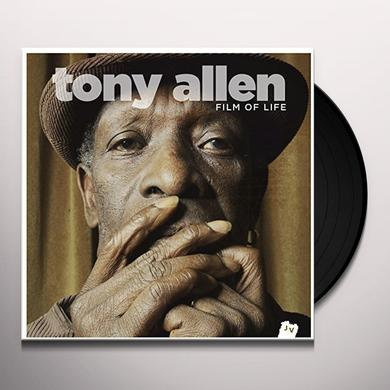Tony Allen FILM OF LIFE Vinyl Record