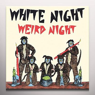 White Night WEIRD NIGHT Vinyl Record