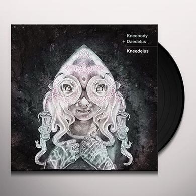 Kneebody & Daedelus KNEEDELUS Vinyl Record