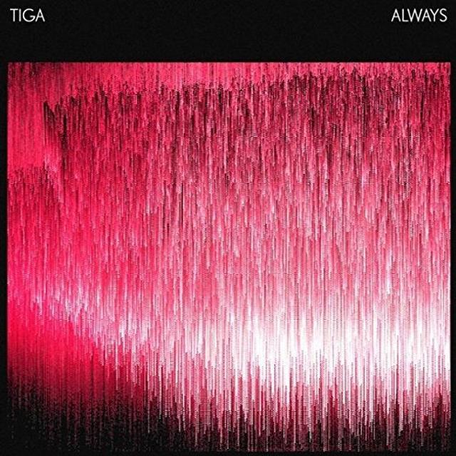 Tiga ALWAYS Vinyl Record - Digital Download Included