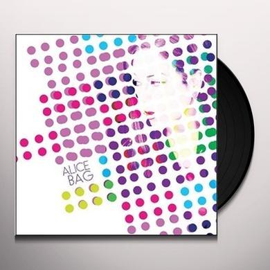ALICE BAG Vinyl Record