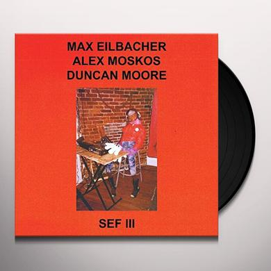EILBACHER MOSKOS MOORE SEF III Vinyl Record