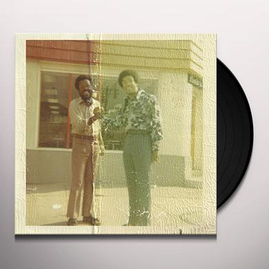 Jeff Parker NEW BREED Vinyl Record