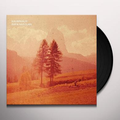 Kaumwald RAPA NUI CLAN Vinyl Record