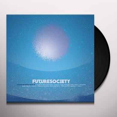 FUTURE SOCIETY - CURATED BY SEVEN DAVIS / VARIOUS Vinyl Record