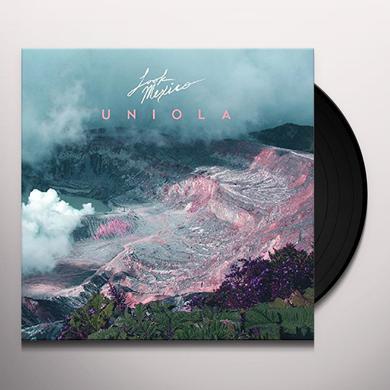 Look Mexico UNIOLA Vinyl Record