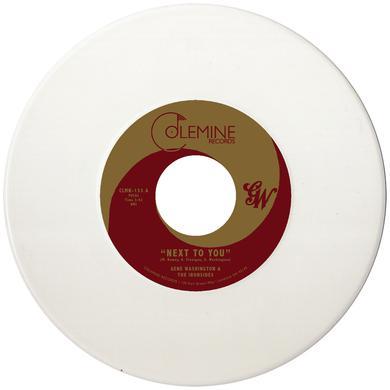 Gene Washington / Ironsides NEXT TO YOU / I STILL LOVE THEM ALL Vinyl Record