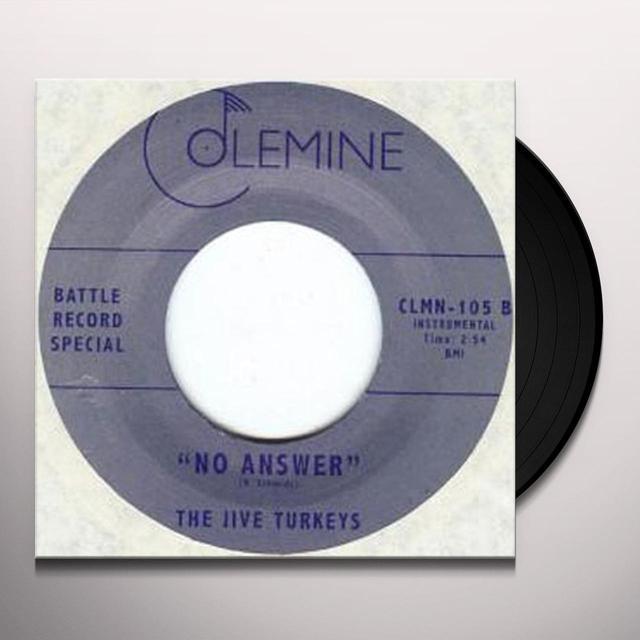 Ikebe Shakedown JIVE TURKEYS / NO ANSWER Vinyl Record