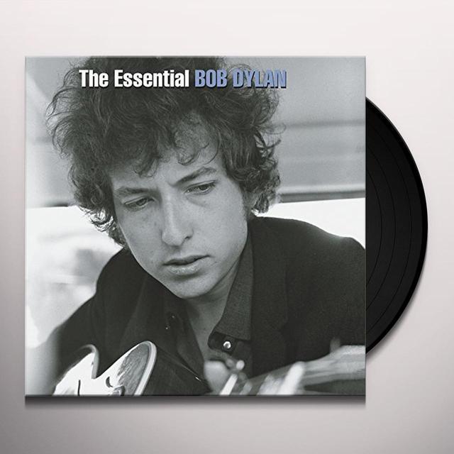 ESSENTIAL BOB DYLAN Vinyl Record