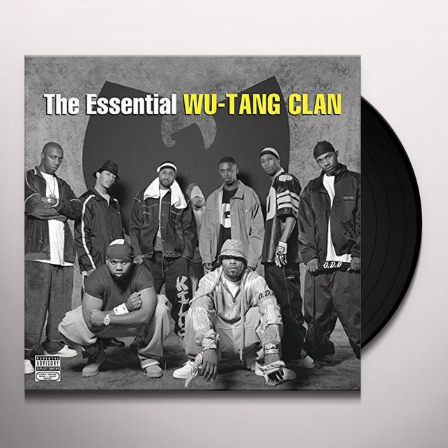 ESSENTIAL WU-TANG CLAN Vinyl Record