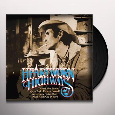 HEARTWORN HIGHWAYS / O.S.T. (BLK) HEARTWORN HIGHWAYS / O.S.T. Vinyl Record - Black Vinyl