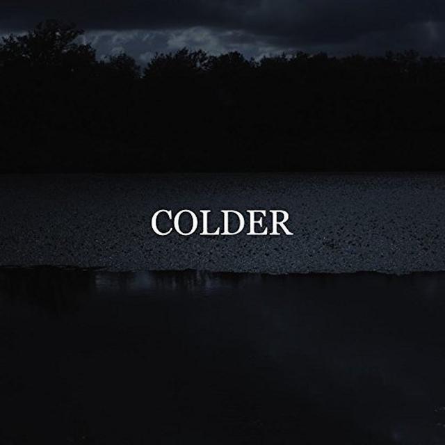 Colder GOODBYE Vinyl Record