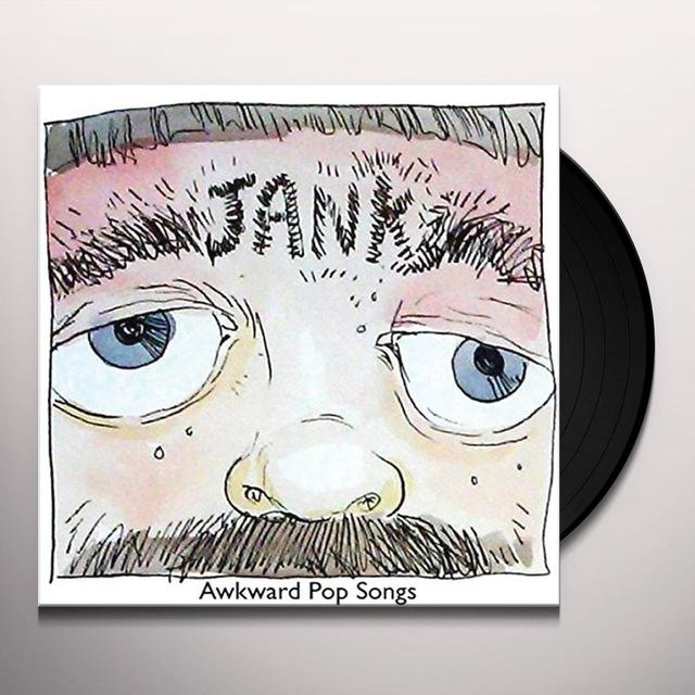 JANK AWKWARD POP SONGS Vinyl Record