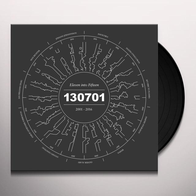 ELEVEN INTO FIFTEEN: 130701 COMPILATION / VARIOUS Vinyl Record