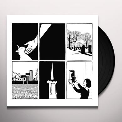 Paws NO GRACE Vinyl Record - UK Import