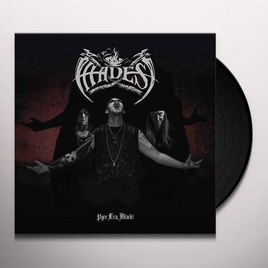 HADES ALMIGHTY / DRUDKH PYRE ERA BLACK! / ONE WHO TALKS WITH THE FOG Vinyl Record - UK Import