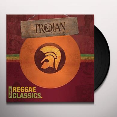 ORIGINAL REGGAE CLASSICS / VARIOUS (UK) ORIGINAL REGGAE CLASSICS / VARIOUS Vinyl Record - UK Import