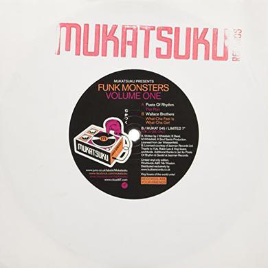 FUNK MONSTERS VOL 1 / VARIOUS (UK) FUNK MONSTERS VOL 1 / VARIOUS Vinyl Record