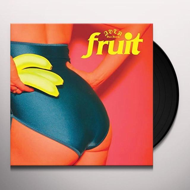 FRUIT Vinyl Record - UK Import
