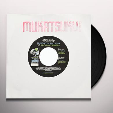TRINIDAD ISLAND FUNK VS ARCHWAY RIVIERA / VARIOUS Vinyl Record