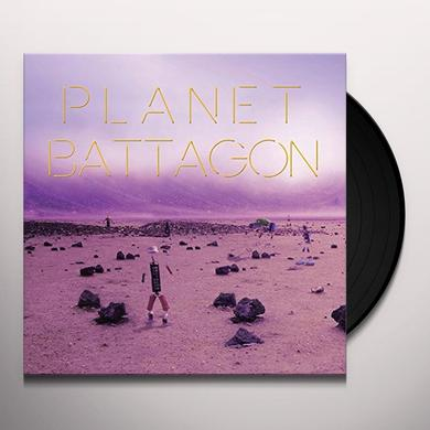 PLANET BATTAGON EPISODE 01 Vinyl Record