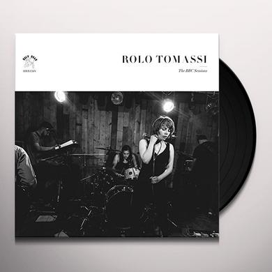 Rolo Tomassi BBC SESSIONS Vinyl Record - 10 Inch Single, Colored Vinyl, Green Vinyl, UK Import