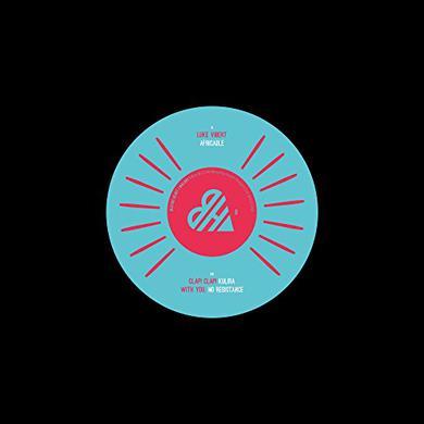 With You Clap! Clap! / Luke Vibert AFRICABLE / KULIRA / NO RESISTANCE Vinyl Record