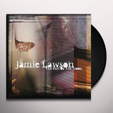Jamie Lawson PULL OF THE MOON Vinyl Record - UK Import
