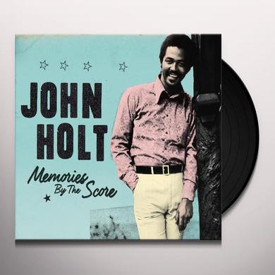 John Holt MEMORIES BY THE SCORE Vinyl Record
