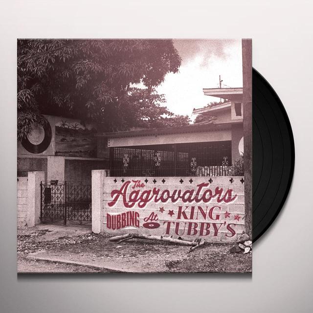 Aggrovators DUBBING AT KING TUBBY'S Vinyl Record