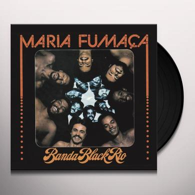 Banda Black Rio MARIA FUMACA Vinyl Record