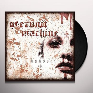OVERUNIT MACHINE UNGOD Vinyl Record