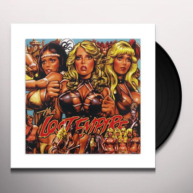 Alan Howarth LOST EMPIRE / O.S.T. Vinyl Record